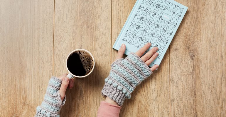crochet mitts pattern