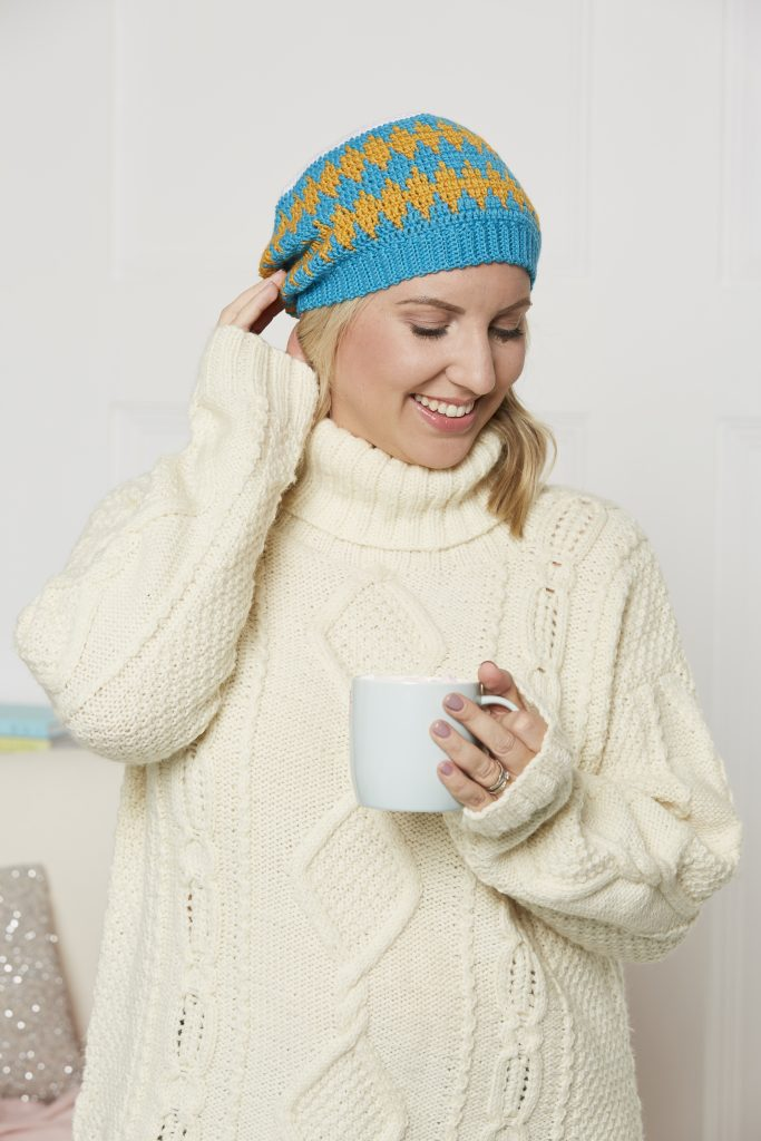 crochet hat pattern scandi