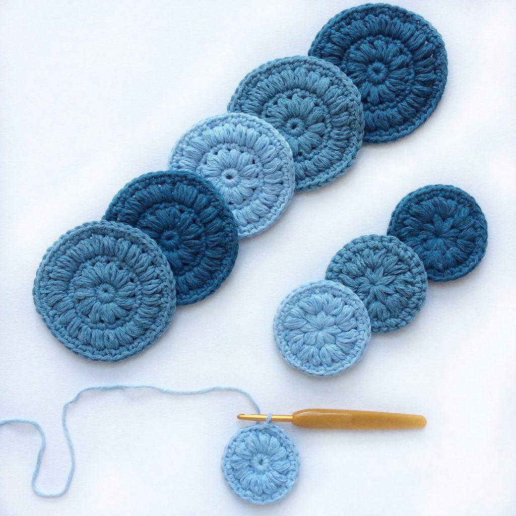 crochet scrubbies free pattern