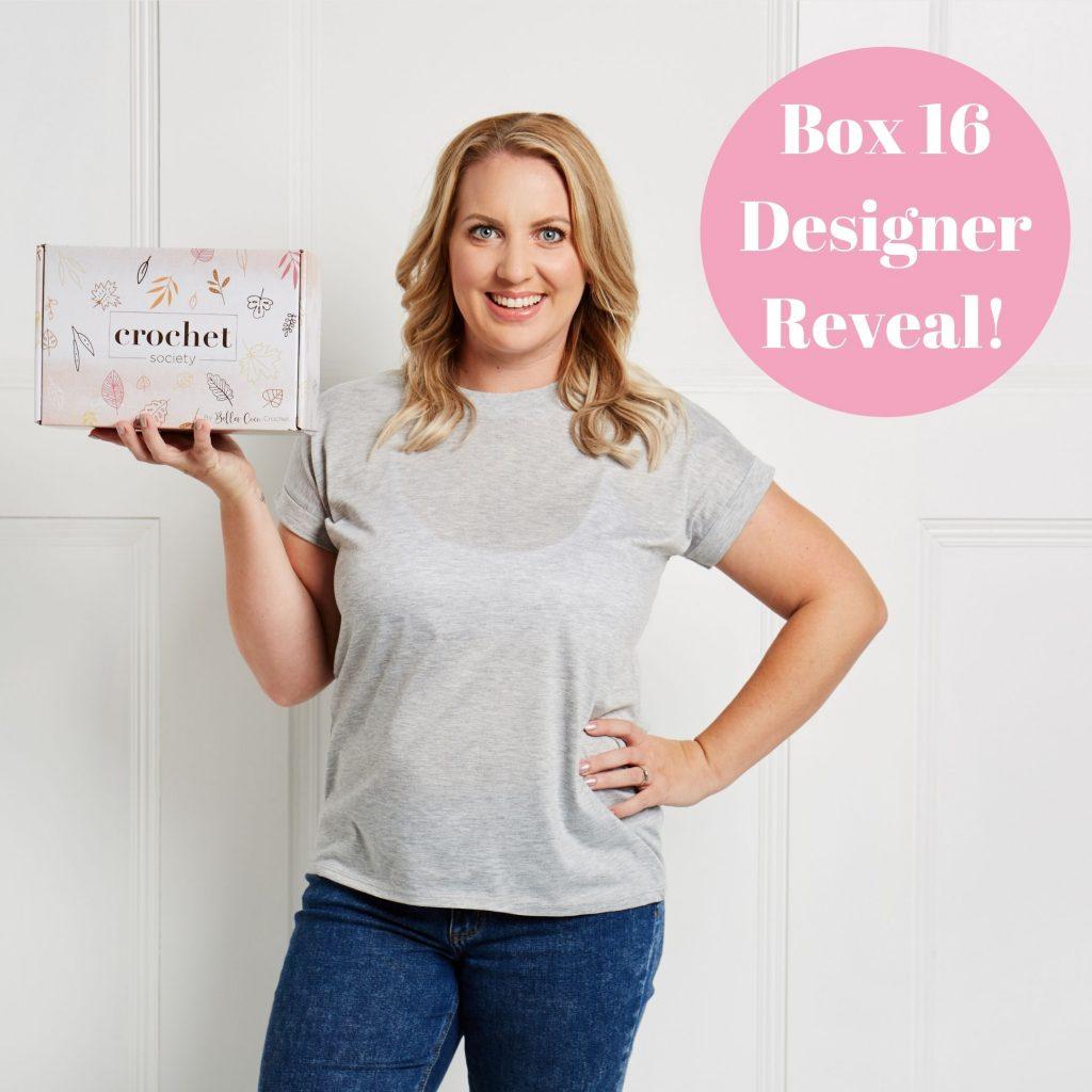 Box 16 designer reveal