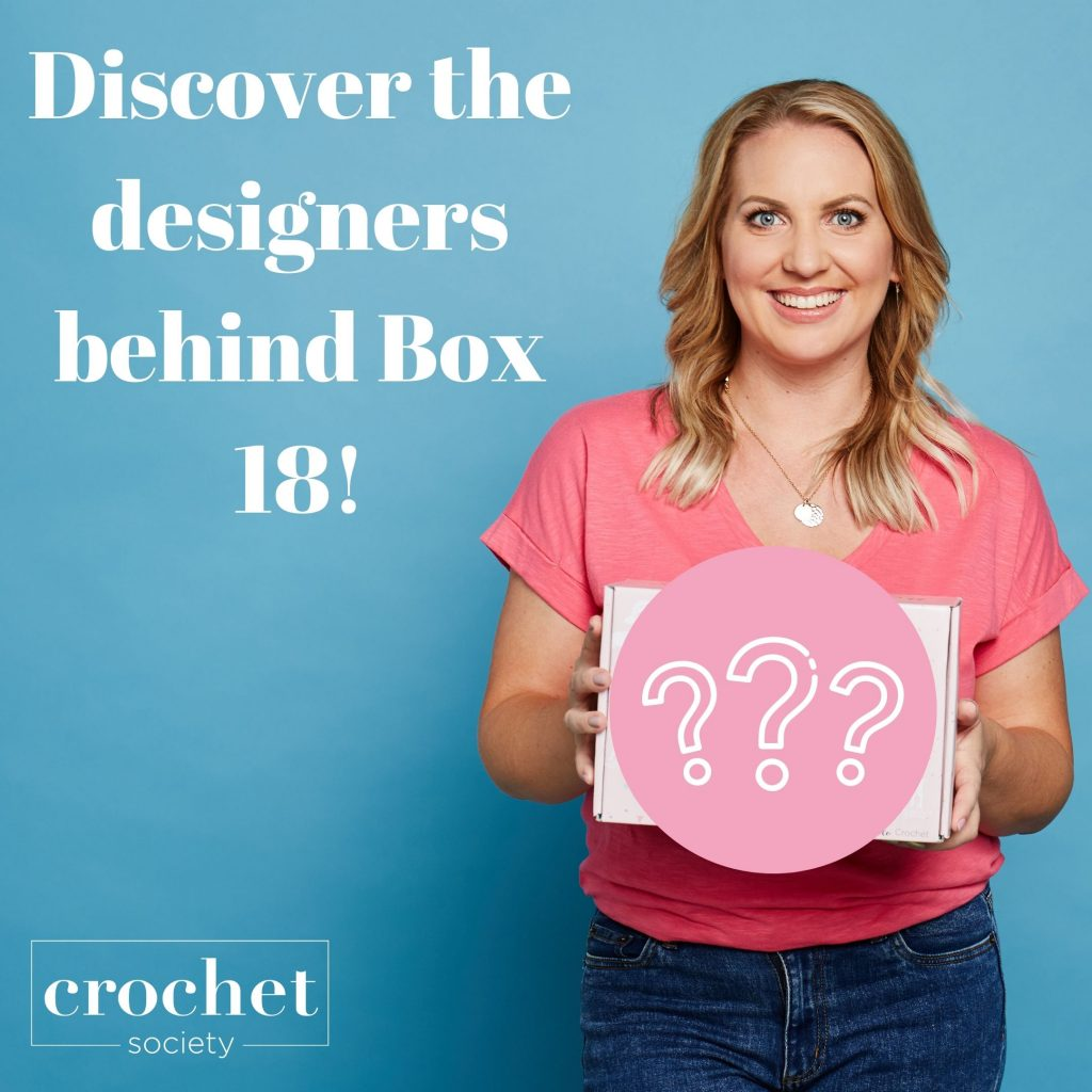 Box 18 Designer Reveal