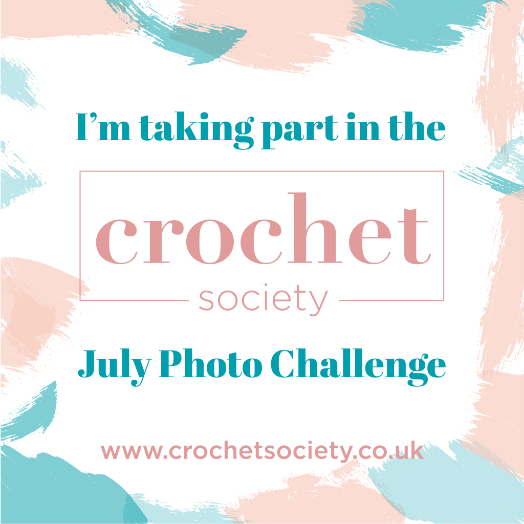 Crochet Society July Photo Challenge