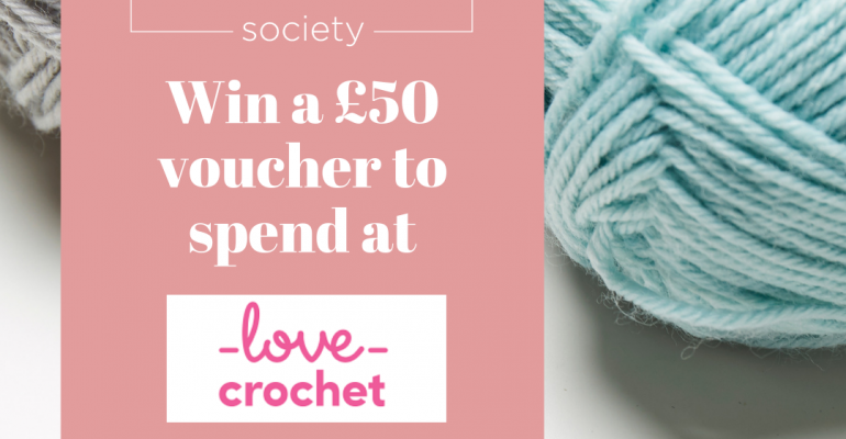 Win £50 to spend on crochet goodies! (1)