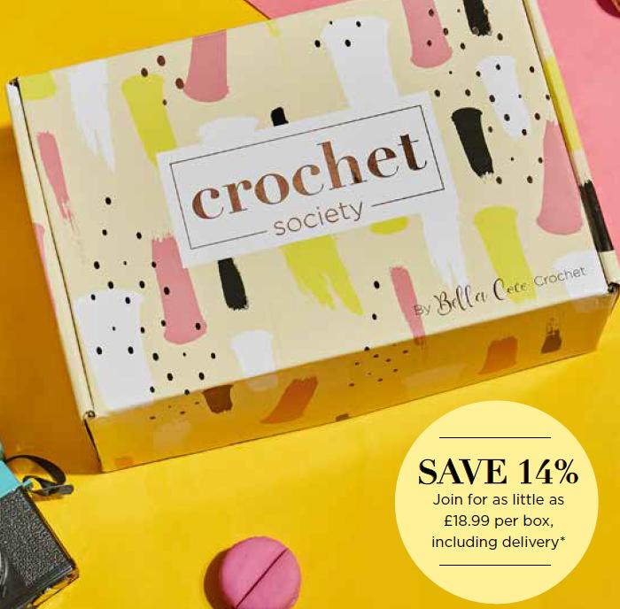 box 23 crochet society