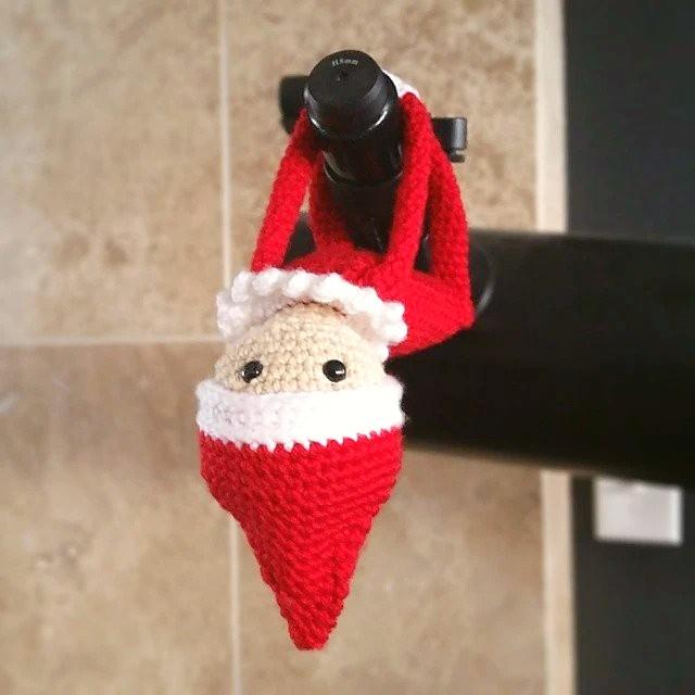 Crochet Christmas Elves Amigurumi Free Pattern - #Amigurumi; #Elf ; Toy  Softies Crochet Free Patterns • DIY How To | 640x640