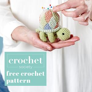 crochet tortoise pattern