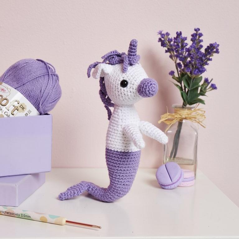 mermicorn crochet pattern free