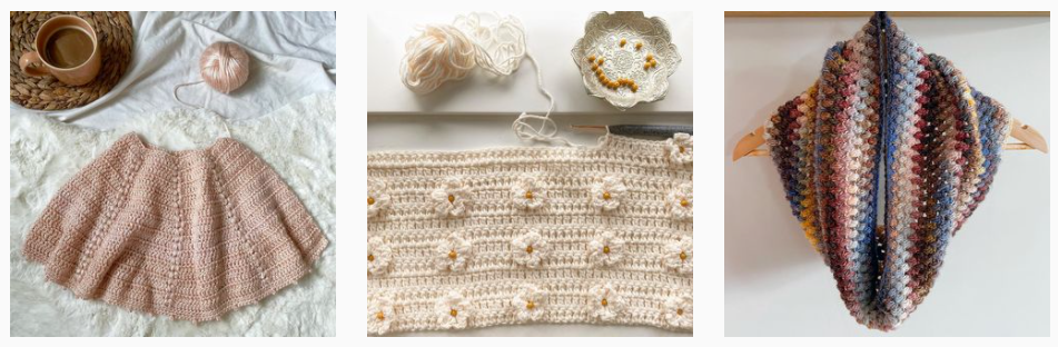 sweet sharna crochet society